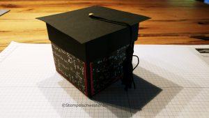 Kleine Explosionsbox